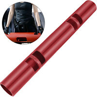 4kg Vipr Training Rubber Weight Fitness Gym Tube Functional Barrel Red