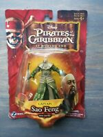 Disney Pirates of The Caribbean At Worlds End Captain Sao Feng Action Figure