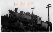 6F628 RP 1954 C&NW CHICAGO NORTH WESTERN RAILROAD ENGINE #2160 GREEN BAY WI