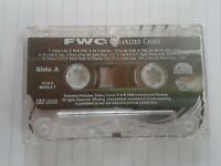 FWC-Organized Crime Cassette Houston TX Rap Tape 1998 Fifth Ward Circle