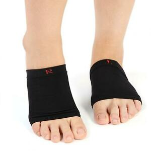 Man Insoles Foot Orthotics Breathable For Home
