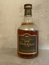 Dalwhinnie 1981 Distillers Edition  Single Malt Whisky 43% Whiskey 700ml