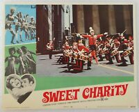"ORIGINAL 1969 LOBBY CARD 14"" x 11"" - ""SWEET CHARITY"" - SHIRLEY MACLAINE - #5"