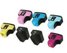 7Pk 02 Ink Cartridge For HP Photosmart C6180 C7180 C6280 C7280 8230 C5180