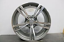 "1 x Genuine Original BMW M5 F10 19"" 343 M Alloy wheel *Front 9J* 2284599 Grey"