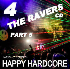 RAVE  ACID HOUSE  CD  OLD SKOOL  4 the RAVER #5   JUNGLE  HARDCORE