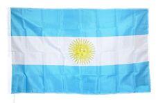 BANDIERA NAZIONALE TIFOSI FESTEGGIARE TIFO ARGENTINA ALBICELESTE CALCIO cm90x150