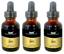 Snoil-Anti Aging Facial Skin Rejuvenation Oil for Radiant Looking Skin (1,30 ml)