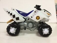 Power Rangers Dino Thunder White Thunder ATV by Bandai