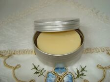 Organischer Handmade Solid Körper & Hand Lotion mit Jasmin Ätherisches Öl Vegan