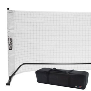 22ft Pro Outdoor Regulation Size Portable Pickleball Net System w/Carrying Bag