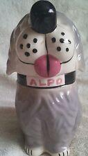 McCoy Dan the Dog Sheep Dog Treat Cookie Jar USA Alpo Vintage 8 inches