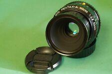 PENTAX SMC Pentax A 50mm f/2.8 Macro lens Full Frame Sharp DSLR Mirrorless