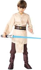 Star Wars Jedi Knight Child Costume Tunic Kids Theme Party Halloween