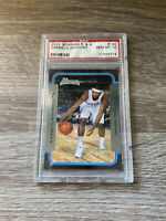 2003 Bowman R & S Carmelo Anthony Rookie RC #140 PSA 10 GEM MINT POP 63