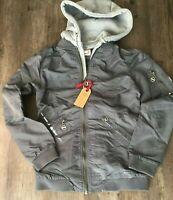 KangaROOS Damen Jacke grau used+Neuware+verschiedene Größen+UVP:129€