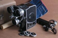 Neva 2 LOMO Movie Film 8 mm Camera Vintage Made In USSR Soviet RARE