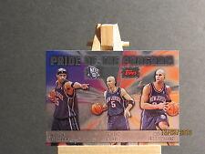 2006-07 Topps Pride of the Program #PP3 Vince Carter/Jason Kidd/Jefferson JMC