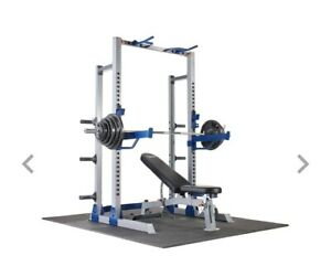 Brand New Fitness Gear Pro Half Rack!!!