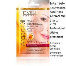Eveline Cosmetics Argan Oil Facial Skin Care