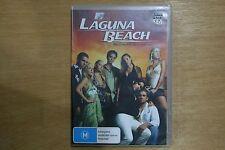 Laguna Beach : Season 2 (DVD, 2007, 3-Disc Set)  - VGC Pre-owned (D50)
