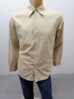 Camicia TRUSSARDI Uomo Taglia Size L Chemise Homme Shirt Man P 7067