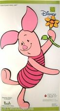 ❤ Winnie the Pooh Piglet FOAM WALL SILHOUETTE 55cm x 29cm Colorful Washable ❤