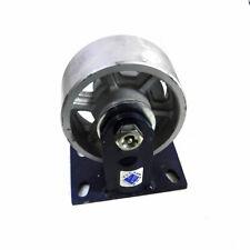 Rwm Casters 65d X 26w Fixed Base Cast Iron Wheel 10000 Lb Capacity