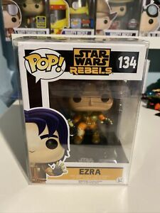 Funko Pop Ezra Star Wars Rebels 134 Disney