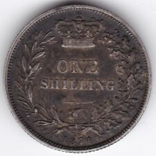 More details for 1874 dn victoria one shilling | pennies2pounds