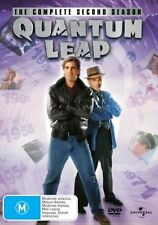 Quantum Leap : Season 2 (DVD, 2006, 6-Disc Set)