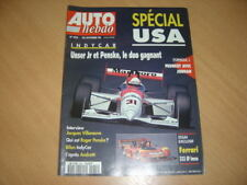 Auto hebdo N°955 Aston Martin DB7. Ferrari F333 SP