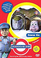 Underground Ernie - Snow Go - Series 1 (DVD, 2006)