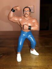 Vintage WCW Wrestling 1990 Galoob RON SIMMONS Figure Great Condition!! WWE WWF
