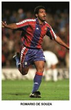 ROMARIO DE SOUZA - Legends of football series 2010 Photo postcard