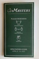 2021 Masters golf spectators guide pandemic rules augusta national pga