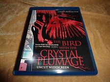 The Bird With the Crystal Plumage (1970) [ Disc Blu-ray] Uncut Widescreen