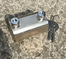 Heavy Duty Chain Lock - Viro Type - Up to 10mm Chain - Padlock, Pad lock