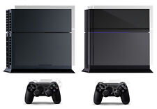 Transparent Clear Skin Sticker for Sony PS4 PlayStation 4 and 2 controller skins