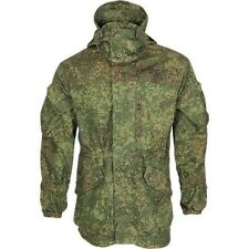 Original SPLAV Russian Army Special Forces Camouflage Tarpaulin Jacket GORKA-3