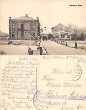 (b83242)   Feldpostansichtskarte Feldlazarett Kowel 1917 nach Sachsen mit s