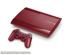 Sony PlayStation 3 PS3 God of War Legacy Console - 500 GB - RED - Limited rare
