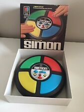Simon Game Milton Bradley Vintage For Parts Not Working