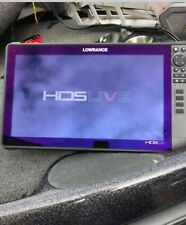Lowrance HDS-16 Live With New 3-in-1 Transducer