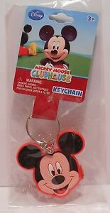 Keychain Disney MICKEY MOUSE Backpack Charm Keyring Jewelry S2