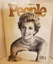 People Magazine Princess Diana Memorial Edition, September 15, 1997