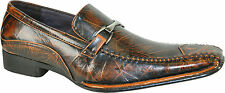 CORONADO MARINO-1 Loafer Dress Shoe Classic Fashion with Leather Lining Brown