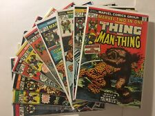 MARVEL TWO-IN-ONE LOT #1-10, 2nd  GUARDIANS OF THE GALAXY, GHOST RIDER, THOR