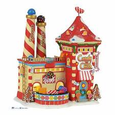 Dept 56 North Pole Series 4056669 North Pole Candy Crush Factory 2017