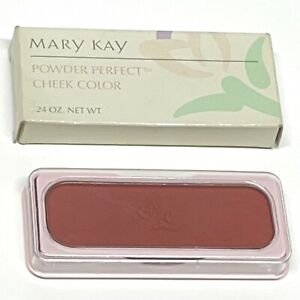 Mary Kay Powder Perfect Cheek Color # 4472 Bronze Glow 0.24 oz.